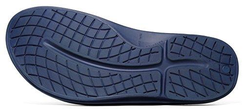 Slide Sport Ooahh Sandales De Pour Bleu Homme Marine Oofos CqI7wEnZE