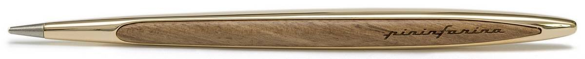 Gold Cambiano Pen by Napkin Forever