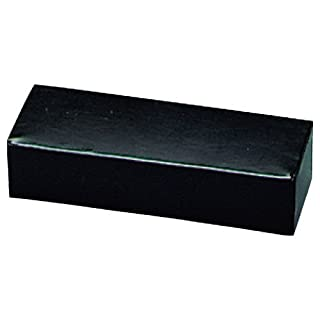 診察用枕(角枕) MY-2251 黒 W120×L330×H80mm