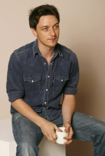 James McAvoy New Printed Poster Rare