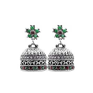 Turkish Flower Palace Bell Earrings