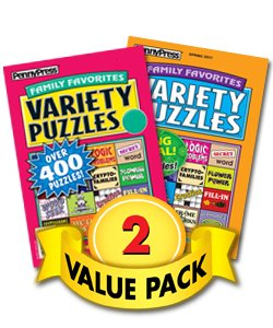 (Family Favorites Variety Volumes - 2 Pack)