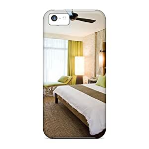Cute Appearance Covers/eGb9918NXvb Mpdern Bamboo Bedroom Cases For Iphone 5c