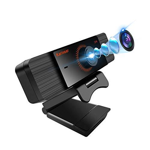 馃 Karinear Webcam con Micr贸fono