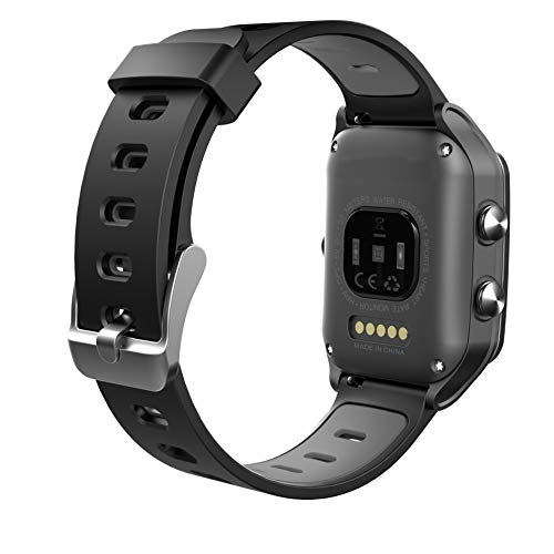 Leotec LESW15K Smartwatch, Negro: Amazon.es: Relojes