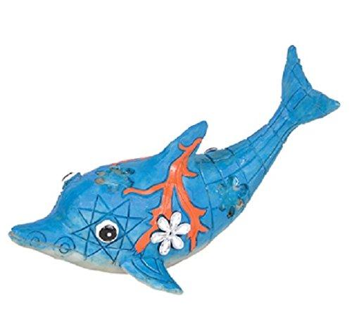 (Polyresin Dolphin Figure)