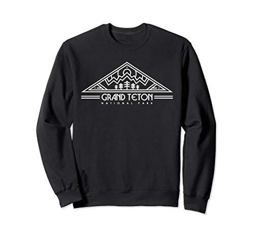 Grand Teton National Park Mountains Shirt Grand Teton Sweatshirt (Grand National Sweater)