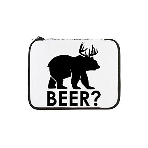 13-inch-laptop-sleeve-deer-plus-bear-equals-beer
