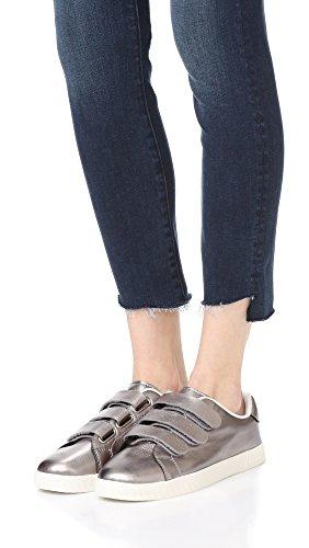 Tretorn CARRY2 Sneaker Women's Grey Suede nAn76x