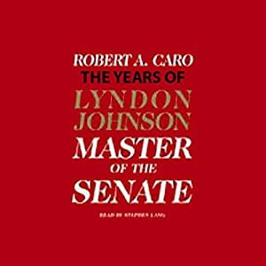 Master of the Senate Audiobook