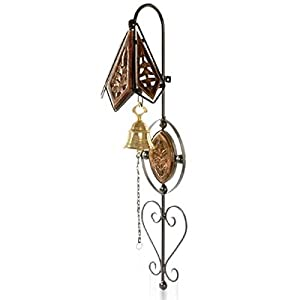 Kesha Spree Decorative Wall Hanging Door Bell for Indoor/Outdoor Home Décor/Wall Décor
