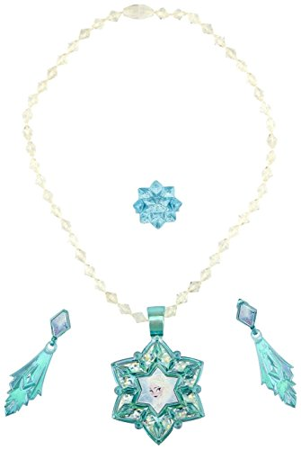 Frozen Elsa's Jewelry Set]()