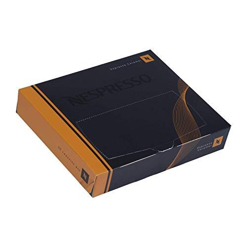 Espresso Caramel - 50 Nespresso Espresso Caramel Coffee Cartridges Pro NEW, (for Gemini , Zenius , Aguila Coffee Machines)