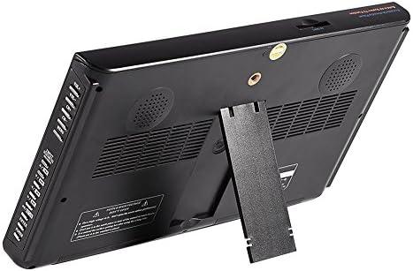 10 pulgadas Televisión Digital TV portátil con puerto USB & TF ...