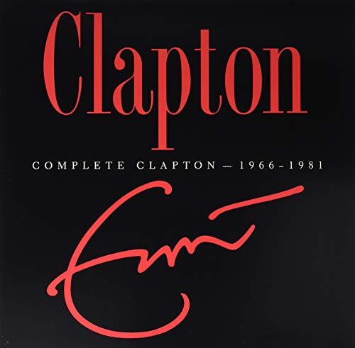 Complete Clapton [Disco de Vinil]