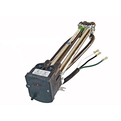 6kW Therm Products C3564-1 240V Hot Springs Double Barrel Low-Flo Heater with MANUAL RESET Low Flo Heater