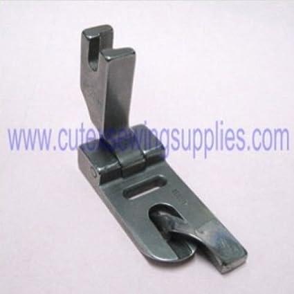Consew 175RB Scroll Hemmer Foot For Juki LZ-2280 Brother B852 Zig-Zag Machine