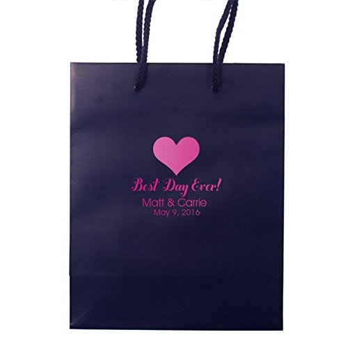Amazon Custom Wedding Gift Bags For Hotel Guests Personalized