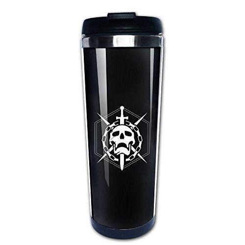 Destiny The Taken King Skull Logo Coffee Thermos Mug