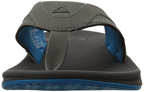Reef Men's Fanning Gunmetal Blue 100% guaranteed sale online best seller footlocker new arrival cheap online 4veCV9cS