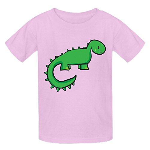 Dinosaur Baby Girls Crew Neck Personalized T Shirt Pink (Schmidt Insulated Gloves compare prices)