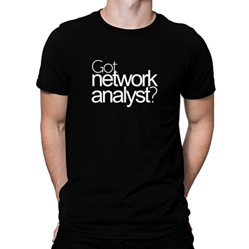 安西魅力的であることへのアピールドットGot Network Analyst? Tシャツ