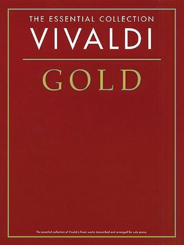 Download Vivaldi Gold - The Essential Collection: The Gold Series pdf
