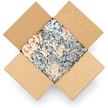 Amazon.com: Relleno de espuma viscoelástica triturada para ...
