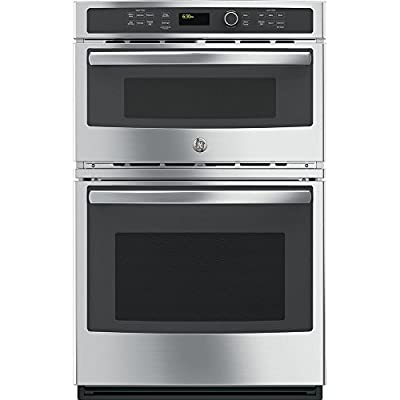 "GE Profile PK7800SKSS 27"" Built-in Combination Double Wall Oven/Microwave with 4.3 cu. ft. Oven Capacity, in Stainless Steel"