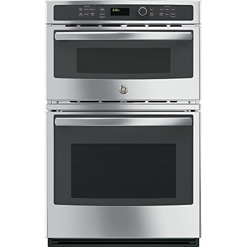 GE Profile PK7800SKSS 27' Built-in Combination Double Wall Oven/Microwave with 4.3 cu. ft. Oven Capacity, in Stainless Steel