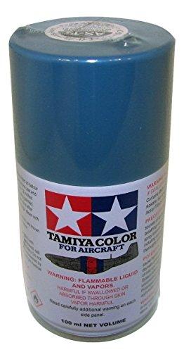 Tamiya 86519 AS-19 Spray Intermediate Blue (USN) 3 oz ()