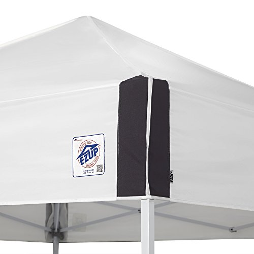 E Z Up Instant Shelter Parts : E z up pyramid instant shelter canopy by white