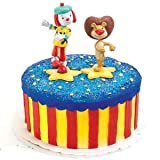 JoJo's Circus Cake Toppers Party Accessory