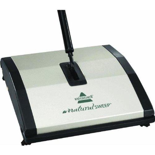 BISSELL Natural Sweep Dual Brush Sweeper, 92N0A (same as 92N0)