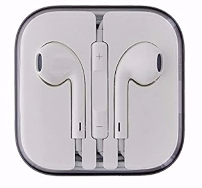Apple OEM EarPods Headphones w/ Remote & Mic (Non-Retail Packaging)