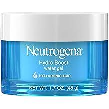 Neutrogena Hydro Boost Hyaluronic Acid Hydrating Water Face Gel Moisturizer for Dry Skin, 1.7 fl. oz