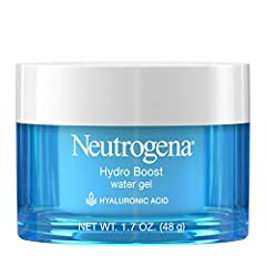 Use Neutrogena Hydro Boost Water Gel to instantly quench dry skin and boost's skin's hydration level. This oil-free formula quenches dry skin to keep it looking smooth, supple, and hydrated day after day. The unique water gel formula absorbs ...