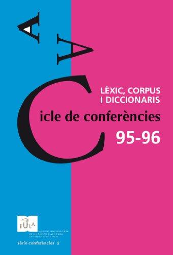 Cicle de conferències 95-96 (IULA (UPF))