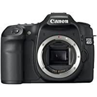 Canon EOS 40D 10.1MP Digital SLR Camera (Body Only) [International Version, No Warranty]
