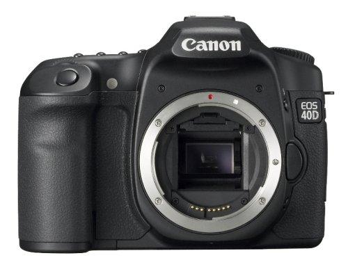 Canon EOS 40D 10.1MP Digital SLR Camera (Body Only) [International Version, No Warranty] (Eos Canon 40d)