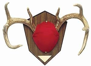 San Angelo Antler Mounting Kit, Red