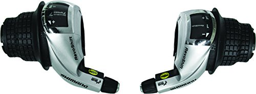 Shimano Tourney RevoShift SL-RS47 3x7 Speed Grip Shifter Set