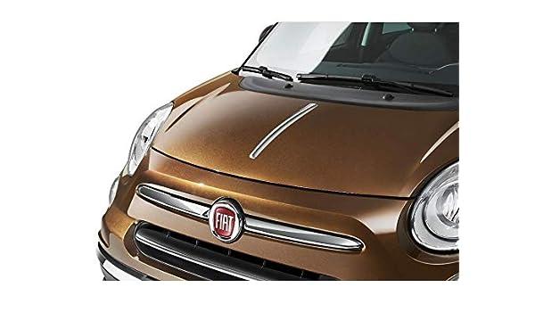 Moldura capó para Fiat Cromada Original 50926892: Amazon.es: Coche y moto