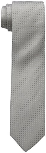 Kenneth Cole REACTION Men's Double Pindot Skinny Tie