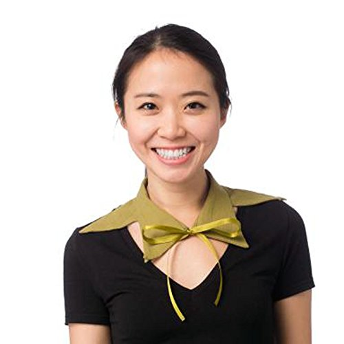 Dryad Costume (Women's Pixie Costume Collar (Green))