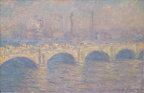 - Claude Monet Waterloo Bridge, London Carnegie Museum of Art 30