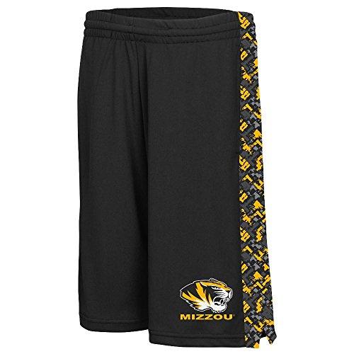 Youth NCAA Missouri Tigers Basketball Shorts (Team Color) - XL