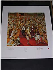 ROLLING STONES It's Only Rock & Roll signed Lithograph