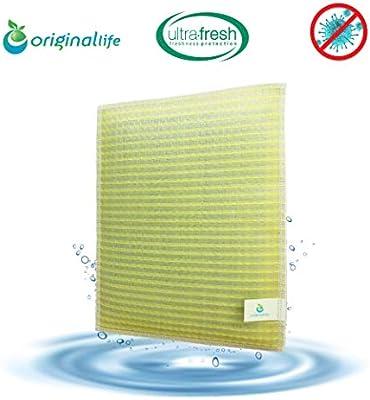Filtro de repuesto para purificador de aire ULTRAlavable y reutilizable para Coway AP-1512HH: Amazon.es: Hogar