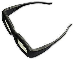 Adult Epson ELPGS03 3D Glasses 3D Heaven Rechargeable Compatible 3-D Glasses